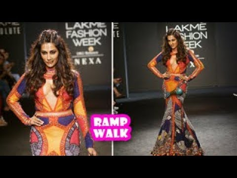 Chitrangda Singh Ramp Walk | Latest Bollywood Movies News 2017