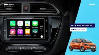 Tata Tiago - Now with Apple CarPlay