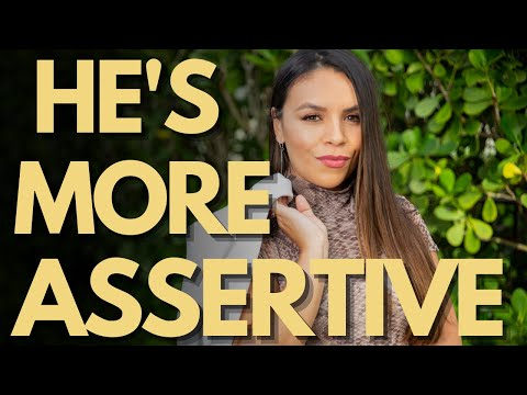 How To Be More Assertive | 3 Tips For Men!