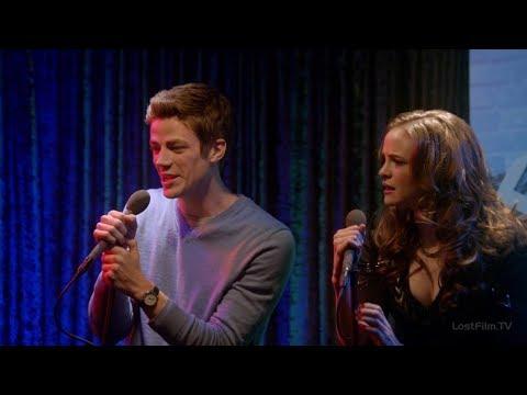Песня Барри и Кэйтлин | Флэш (1 сезон 12 серия)
