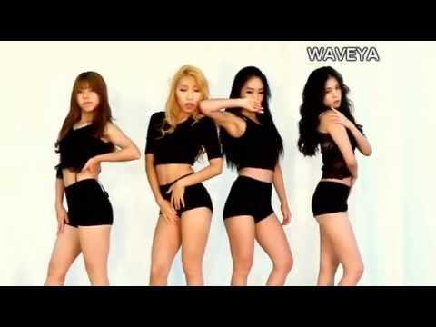 Waveya Secret I'm In Love kpop cover dance 웨이브야
