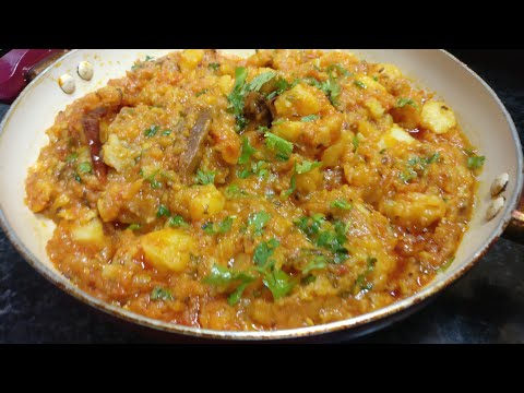 Aloo ki sabzi - most awaited dry and delicious sabzi | Halwai style |