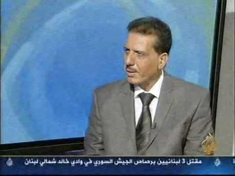 مقابلة الدكتور جبار رحيمة الكعبي في  قناة الجزيرة