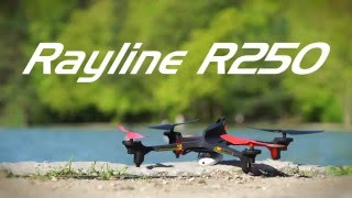 Rayline R250 - Quadrocopter Mit FPV-System