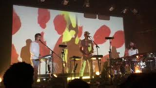 Washed Out Don39t Give Up LIVE 2017