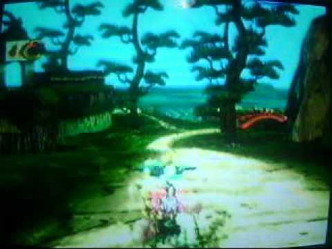 Misc Computer Games - Okami - Wakas Theme