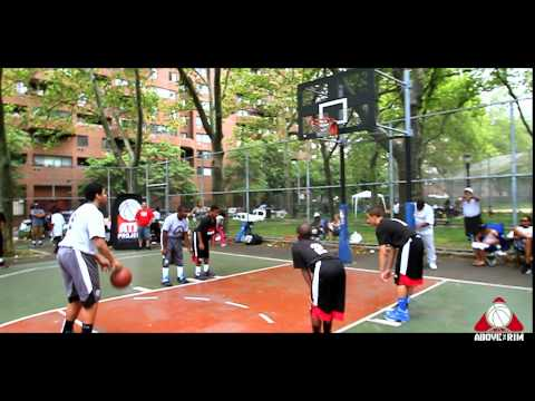 Above the Rim and the Stop The Violence Day