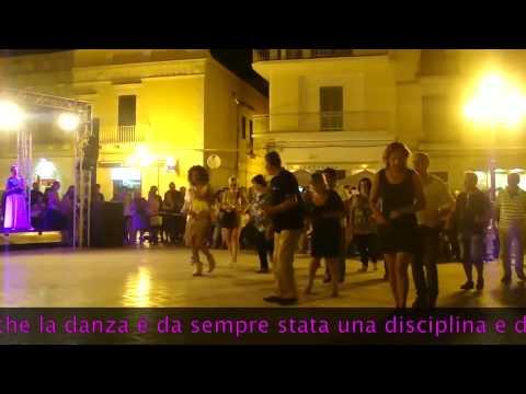 R'estate in Città - 20 agosto 2014 all'insegna del ballo in piazza a Canosa di Puglia