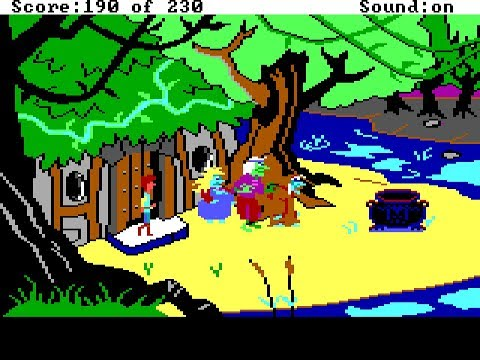 The Black Cauldron (3/4)