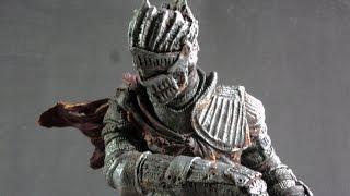 Sculpting Dark souls 3 - Soul of Cinder Statue