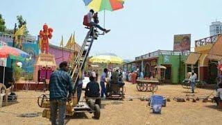 ऐसे होती है फ़िल्म की शूटिंग। BHOJPURI FILM MAKING