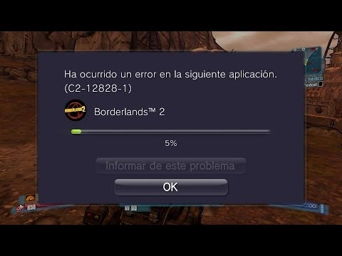 PS VITA   Solucionar error de cierre Borderlands 2