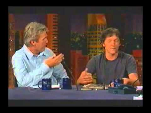 Chris Lilley | The Panel Interview 2005