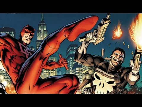Kevin Feige Talks DAREDEVIL & PUNISHER - AMC Movie News