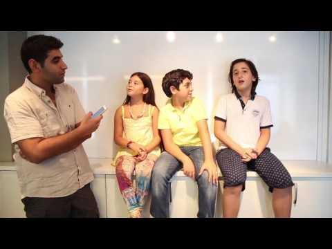 Güldüy Güldüy Show Çocuk - Kıvanç Baran Arslan Söyleşisi Bölüm 1