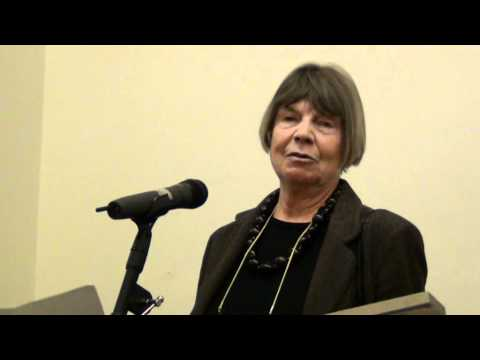 Margaret Drabble presented with Golden PEN Award
