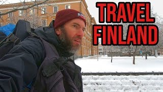 ONE DAY IN FINLAND | The Journey To Lapland