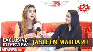 JASLEEN MATHARU   Exclusive Eviction Interview   BIGG BOSS 12
