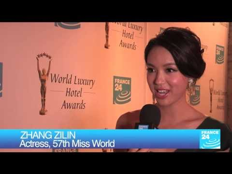 WLHA 2013 - Interview of Zhang Ziling - 57th Miss World