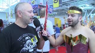 Talk Nerdy To Me: Superhero Sex Moves at Boston Comic Con 2017