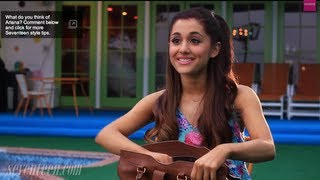 Ariana Grande - What's in my purse?