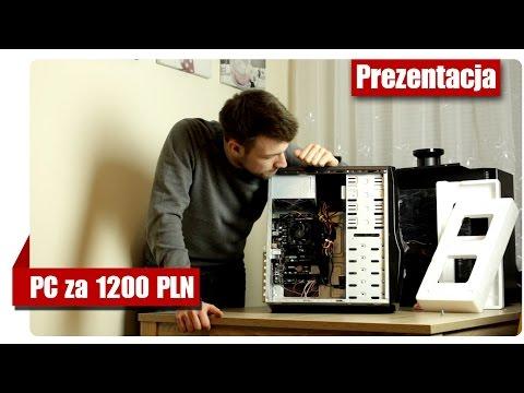 Komputer Z Serwisu Aukcyjnego Do Gier Za 1200 Złotych - Prezentacja/unboxing