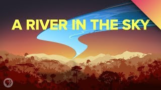 The Largest River On Earth Is In The Sky