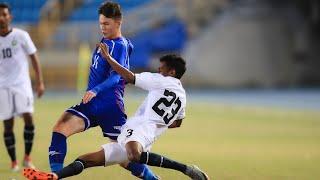 足球》中華3:1氣走東帝汶 球賽尾聲險衝突