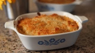 Macaroni and Cheese Recipe - Bruno Albouze - THE REAL DEAL