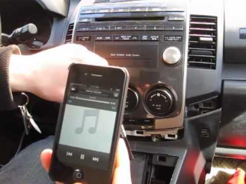 Gta Car Kits Mazda5 2006 2011 Install Of Iphone Ipod