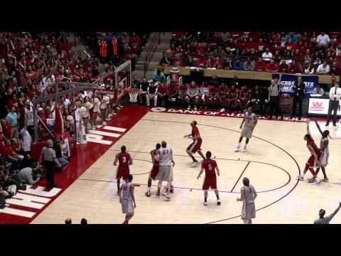 2012-13 Lobo Men's Basketball | Highlights vs. UNLV