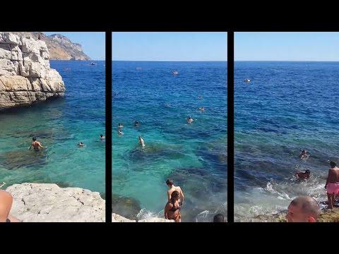 Lazurowe Wybrzeze Cote D'azur Gopro Francja Nicea Nice Cannes