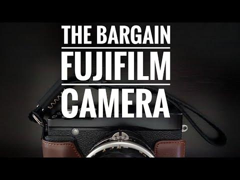 BARGAIN Fujifilm camera & Adaptors Review