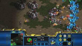 180621 [헌터 LIVE] StarCraft 등급전 가자!!