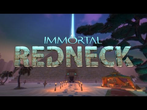 Immortal Redneck - Launch Trailer