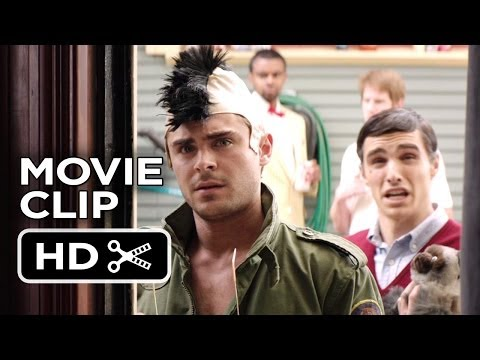 Neighbors Movie Clip - Deniro Party (2014) - Zac Efron, Dave Franco Comedy Hd video