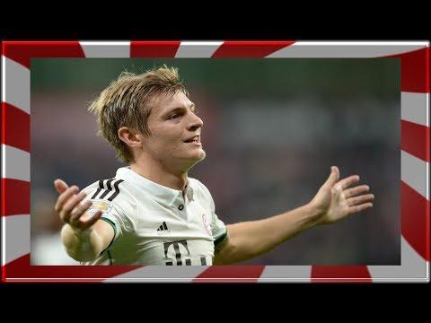 Los 10 Mejores Goles de Toni Kroos - Top 10 Toni Kroos Goals