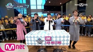 [Mini Fanmeeting with Highlight] KPOP TV Show | M COUNTDOWN 170323 EP.516
