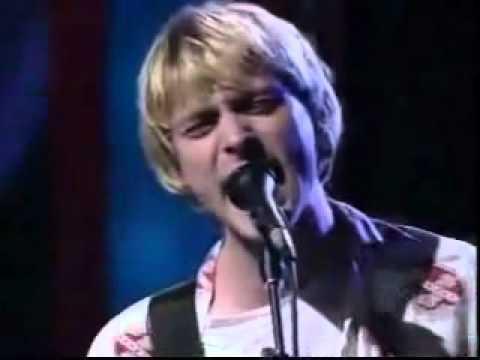 Nirvana - Lithium Live at the mtv awards 1992