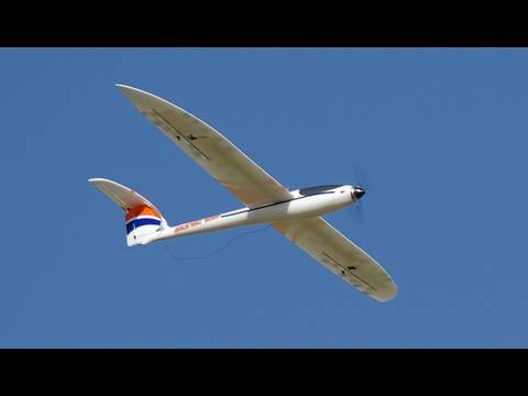 New Dynam Sonic 185 Brushless Rc Glider