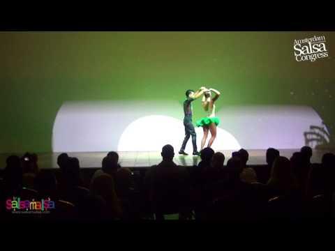 Eddie & Kat Dance Performance   AISC 2016