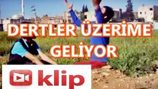 Mc TewFiK - DertLer Üzerime Geliyor - video klip 2011