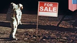 NASA mining the moon: space agency now accepting applications