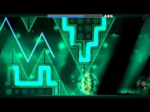 Geometry Dash [2.0] - Sparkle of Light by Chase 97