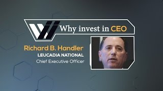 Richard B Handler - Leucadia National