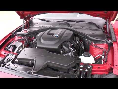 BMW Prototype 3-Cylinder Engine - Hands On