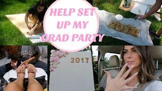 Grad Party Vlog - Part I
