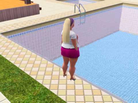 Barbie The Community Swimming Pool Youtube