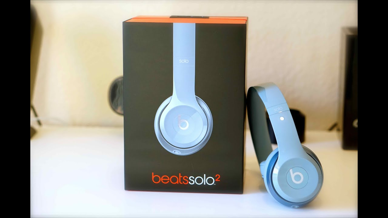 Beats By Dre Solo 2 Review Gloss Gray Youtube