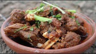 Peshawari Mutton Karahi | Mutton Karahi Gosht | Mubashir Saddique | Village Food Secrets